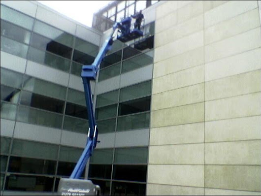 IPAF Certified Window Cleaners - Unique Cleaning Services