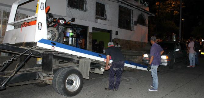 Nuevos agentes de Tránsito realizan operativos de control al mal parqueo
