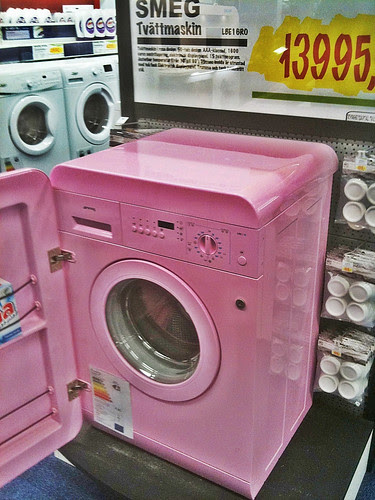 dream washing machine