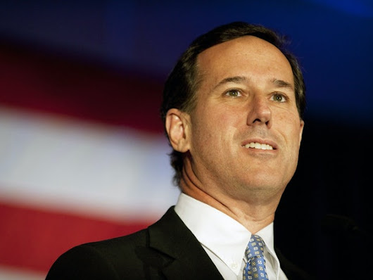 7 Cringeworthy Rick Santorum Quotes That Could Set His Campaign Back Decades