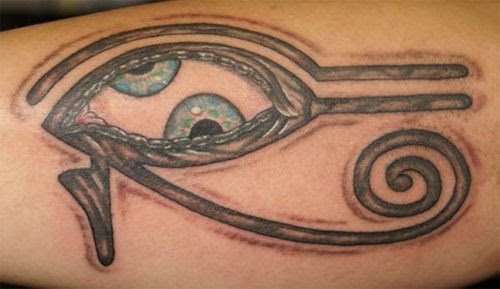 Eye of Horus Tattoos Designs, Ideas and Meaning | Tattoos ...