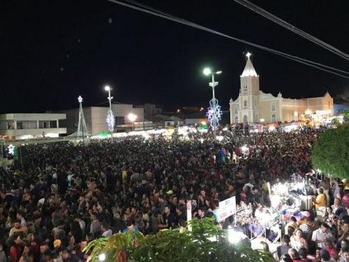 Jucurutu celebrou o maior Natal de todos os tempos