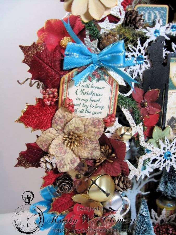Gina's Gypsy Soull Christmas House 05