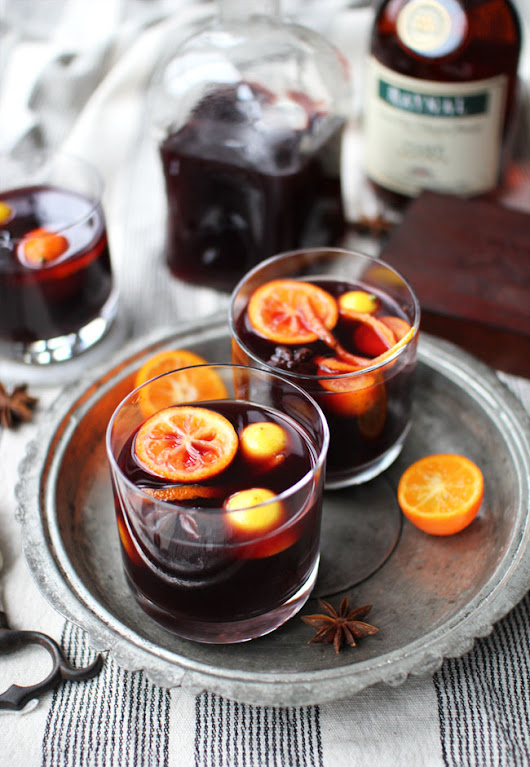 Chatham - Winter Recipes: Mulled Wine