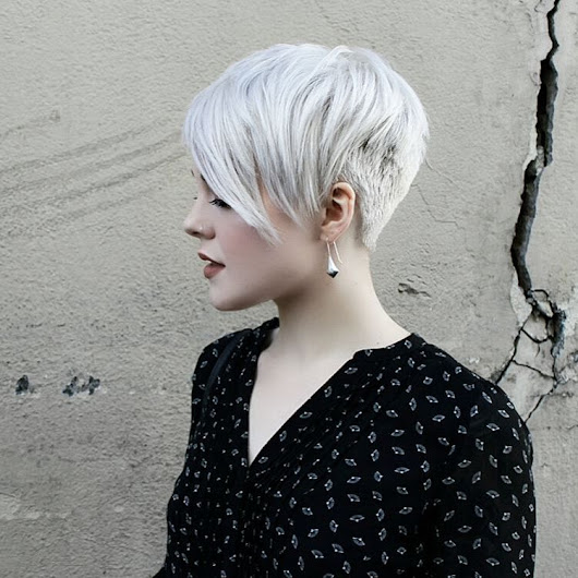 4 Pixie Haircuts with Stylish Side Design