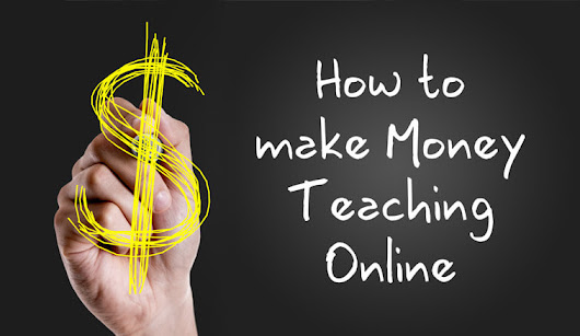 How Online Teaching Opens Revenue Stream For You