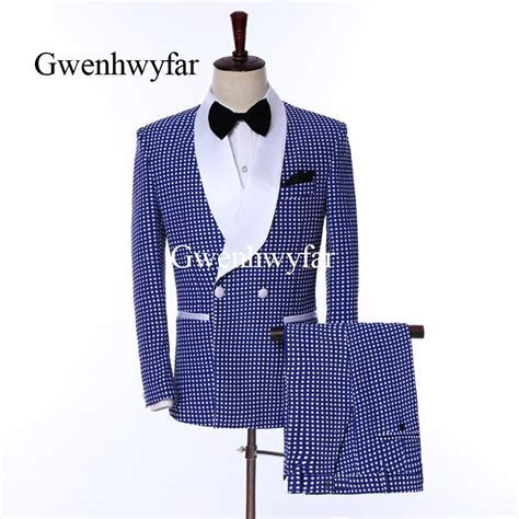 Aliexpress.com : Buy Gwenhwyfar 2019 Men Party Wear Spot