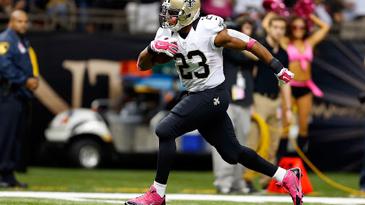 Saints get 'beast mode' to win overtime thriller 37-31