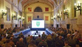 La Capitanía General de Valencia acogió el evento
