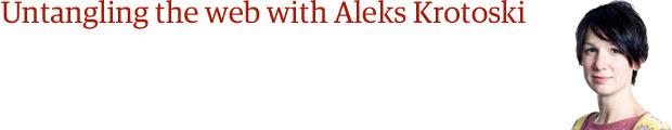 Aleks Krotoski साथ वेब untangling