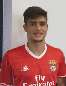 Image result for photo goncalo gomes benfica