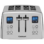 Cuisinart - 4-Slice Toaster - Stainless-Steel