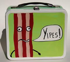 Shaky Bacon Lunchbox