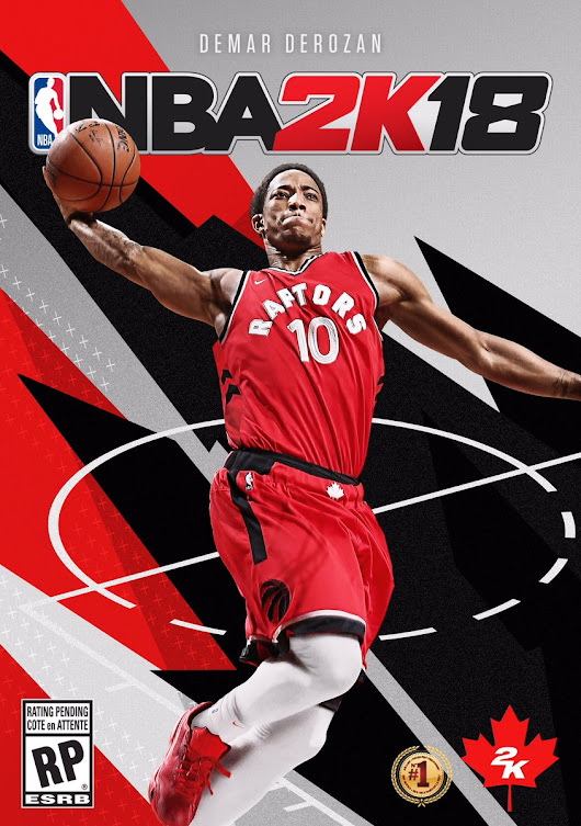 2K Sports Announces NBA 2K18 Canadian Cover With DeMar DeRozan -