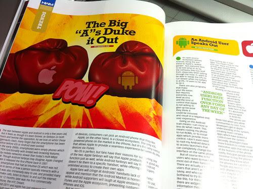 Commissioned Work: HWM Magazine