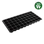 "Grow1 Cell Seedling Tray 10""x20"", 98 Seedling Cells"