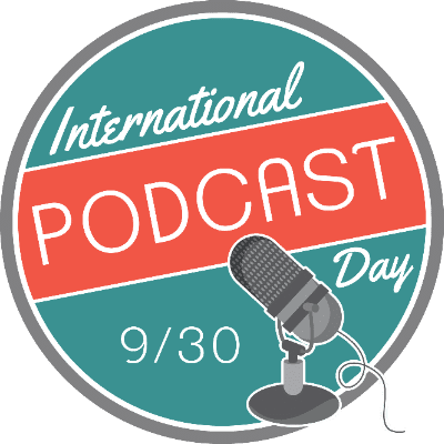Live Broadcast | International Podcast Day