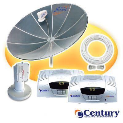 receptores century hd