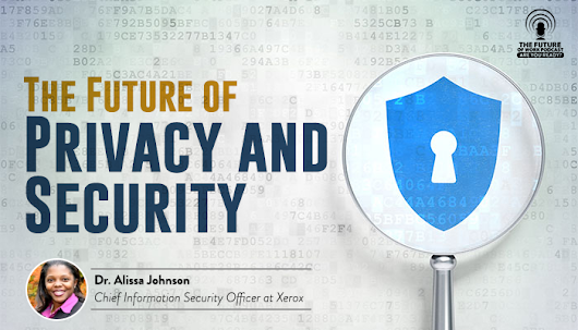 The Future of Privacy and Security | Jacob Morgan