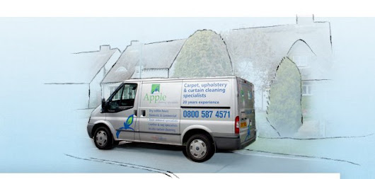 Carpet, upholstery and curtain cleaning in Sussex, Hampshire and Surrey from Apple Clean