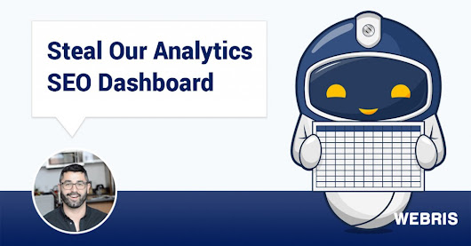 Steal My SEO Dashboard for Google Analytics