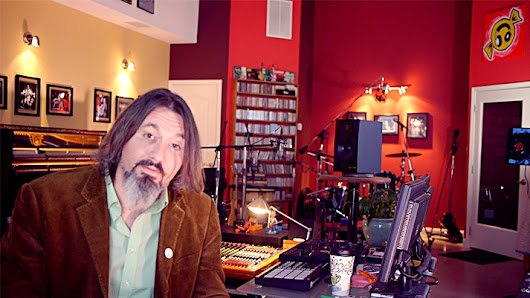 Support Jimmy Ether creating A Free Recording Sessions Series For Artists