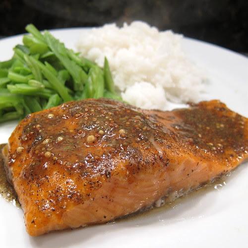 #55 - Brown Sugar Roasted Salmon
