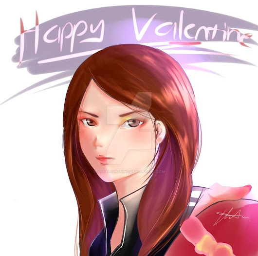 happy valentine days~