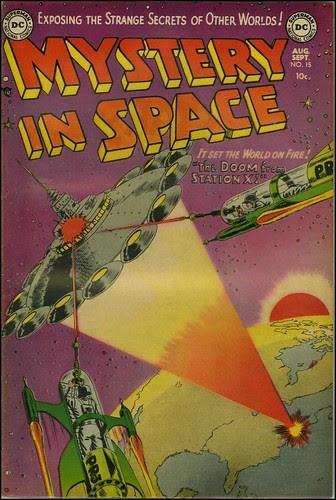 Mystery in Space #15