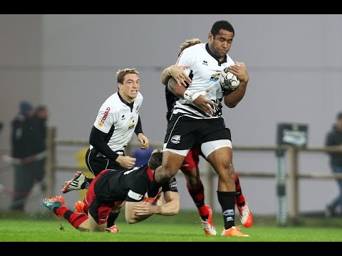 Rugbymeet | Video | Zebre Rugby vs Edinburgh    Guinness Pro12 2014/15