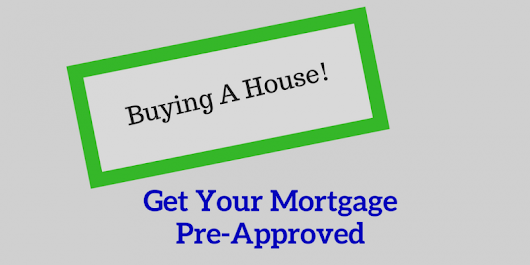 Mortgage Pre-approval to Lock in Your Lowest Mortgage Rate.
