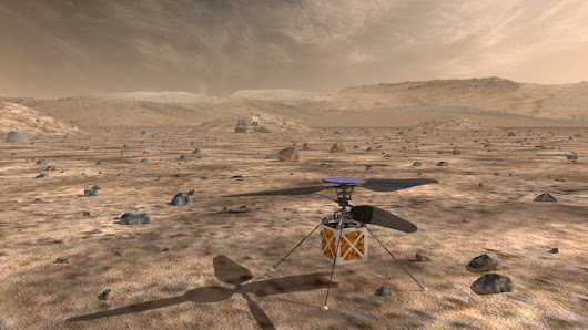 NASA to decide soon whether flying drone will launch with Mars 2020 rover – Spaceflight Now