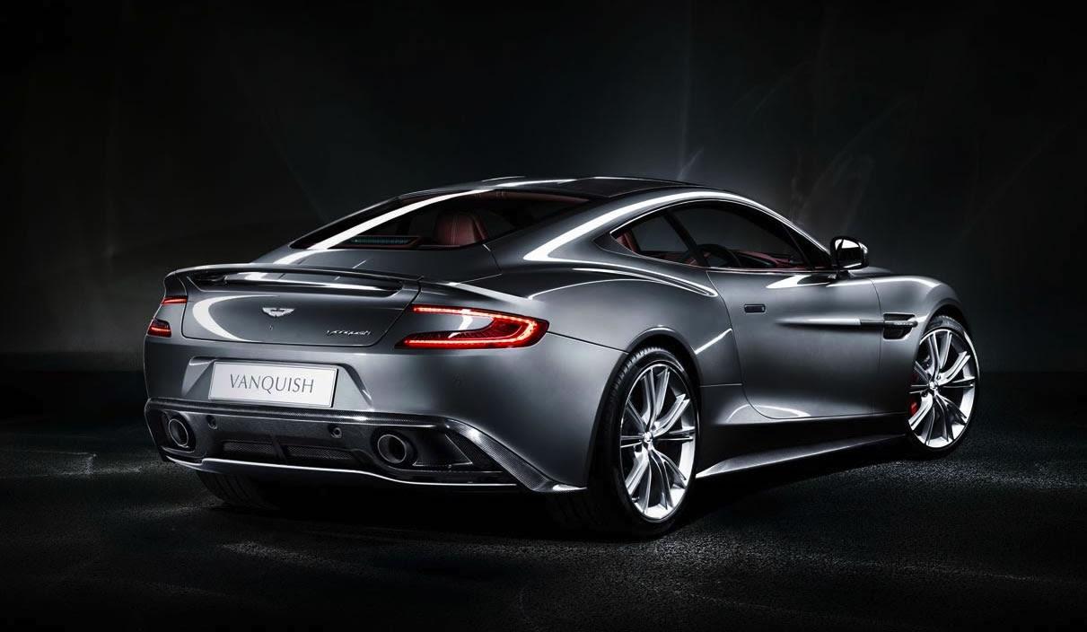 Rent Aston Martin Vanquish In Roma