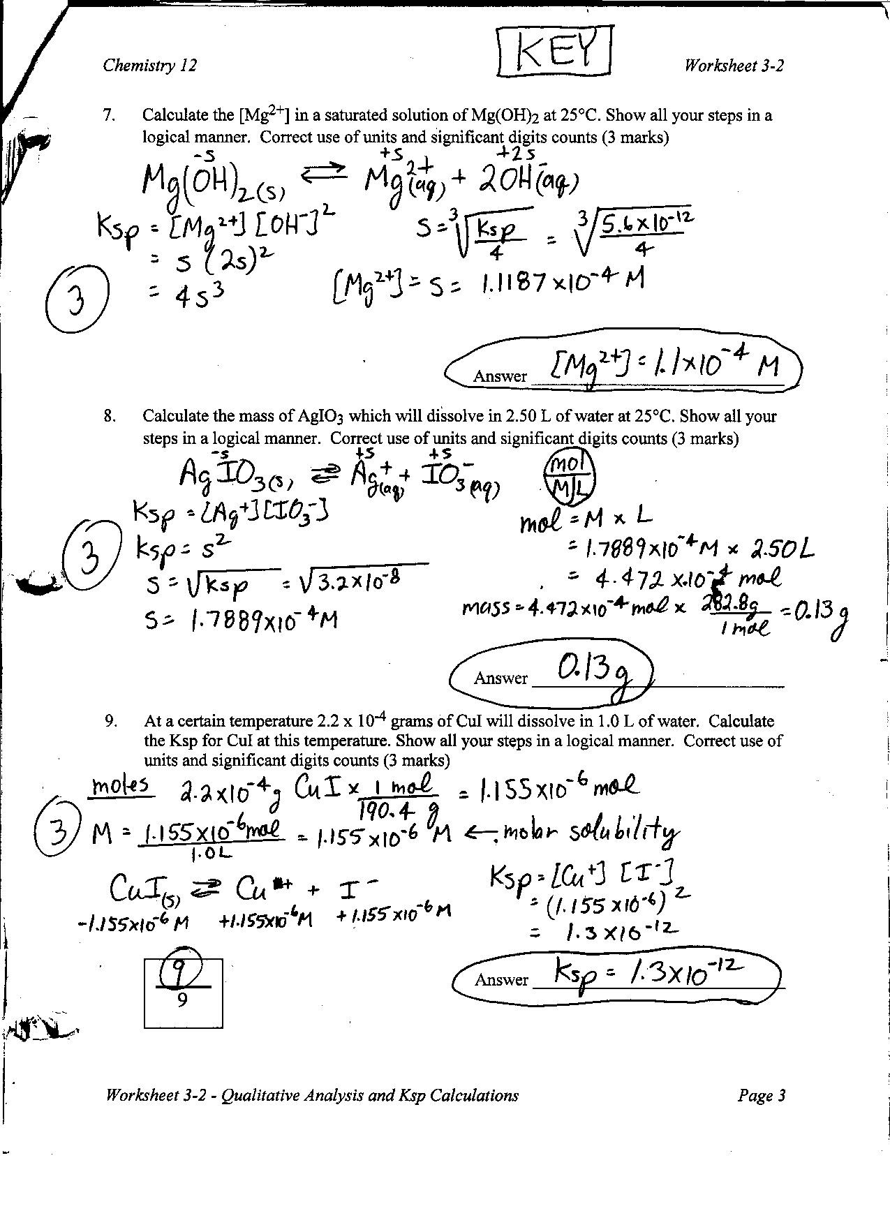 29 Stoichiometry Problems Chem Worksheet 12 2 Answer Key Free Worksheet Spreadsheet