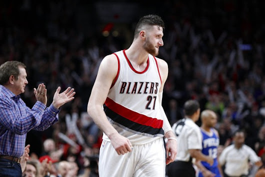 Portland Trail Blazers top Philadelphia 76ers, 114-108 in OT: Game photos