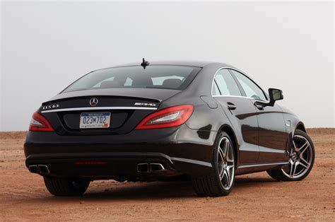 FLY MAYBACH: Mercedes Benz CLS63 AMG 2012