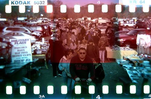 Holga 120 / Kodachrome 64