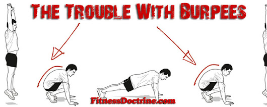 How To Do Gorilla Burpees ~ Fitness Doctrine