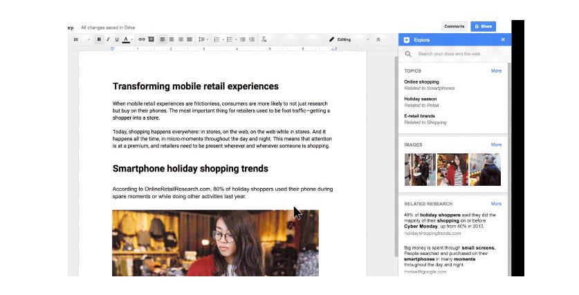 Google G Suite - Google Docs with a Virtual Team Member
