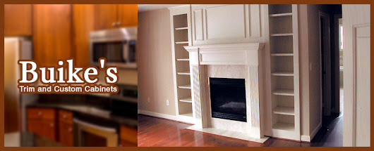 Buike's Trim and Custom Cabinets is a Custom Cabinets Service in Lockport, NY