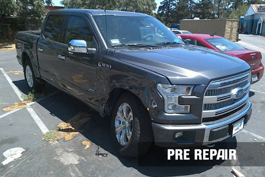 Chevy Certified Collision Center Campbell | Insurance Repairs Services