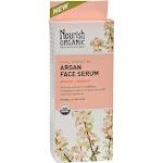 Nourish Organic Face Serum, Pure Hydrating, Apricot & Argan - 0.7 fl oz