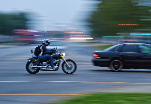 Ongoing Feud in California over Motorcycle Lane Splitting | The Reeves Law Group