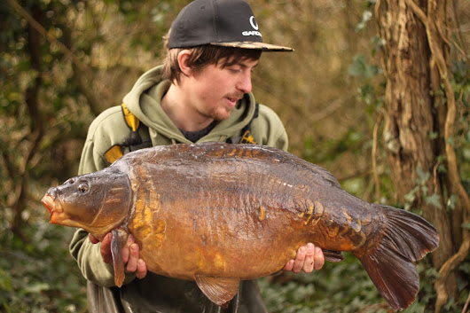 Carp Fishing – My Start To The Year – By Tom Oliver - Gardner Tackle