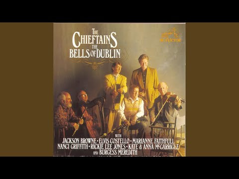 "Hopefully No Chiggers: The Chieftains with ""The Farewell: The Piper Through the Meadow Strayed/Tis the Season to be Merry"""