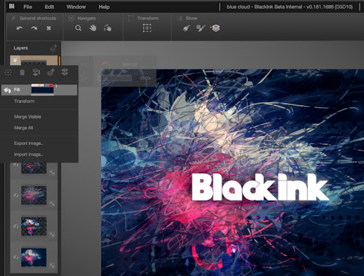 Bleank • View topic - Black Ink 0.161.1686 available
