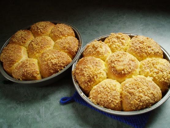 Orange Kisses Breakfast Rolls-Bread Machine) Recipe ...