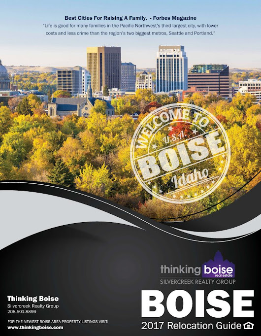 The Boise Relocation Guide 2017