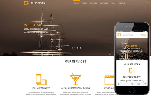 Aluspisan a Corporate Multipurpose Flat Bootstrap Responsive web template by w3layouts