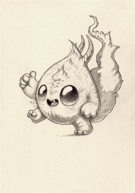 ideas  monster drawing  pinterest